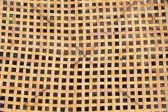 wicker корзины handmade тайский сплетенная бамбуковая текстура для b Стоковые Фото