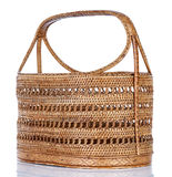 wicker корзины handmade тайский Стоковые Фотографии RF