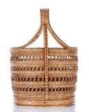 wicker корзины handmade тайский Стоковое Фото