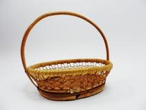 wicker корзины handmade Стоковое фото RF