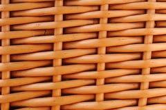 wicker структуры Стоковое Изображение