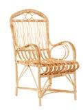 wicker стула Стоковое Изображение