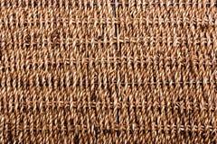wicker текстуры параллели contruction корзины Стоковая Фотография RF