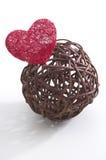 wicker шарика Стоковое Изображение