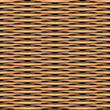 Wicker. Basket Seamless Texture Tile stock image