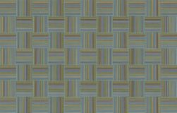 Wicker abstract background square cell vertical horizontal colorful pattern. Wicker abstract background square cell canvas strip vertical horizontal colorful Stock Images