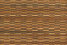 Wicker background stock images