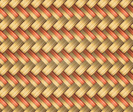 Wicker background Royalty Free Stock Image
