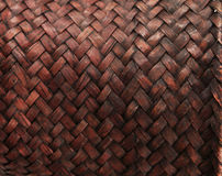 Wicker background, close up, beautiful Royalty Free Stock Photo