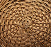 Wicker background Stock Photography