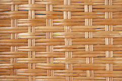 Wicker background Royalty Free Stock Images