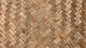 Wicker of Bamboo Plant for Furniture Material. Local style in Asia royalty free stock photo