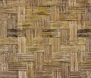 Wicker bamboo Royalty Free Stock Photo
