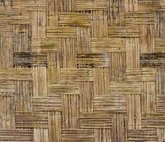 Wicker bamboo Royalty Free Stock Photo