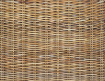 Wicker bars background Stock Photo
