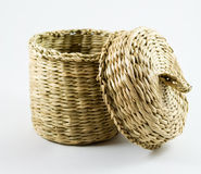 Free Wicker Basket Royalty Free Stock Photography - 20085167