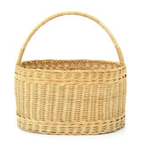 Wicker basket Royalty Free Stock Photos
