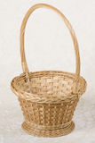 Wicker basket Stock Photos