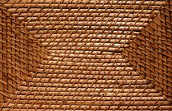 Wicker basket. Stock Photography