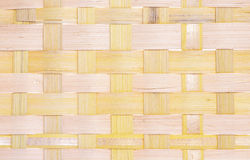 Wicker basket abstract background Royalty Free Stock Images