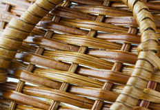 Wicker basket. background Royalty Free Stock Photo