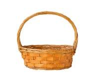 Wicker basket Royalty Free Stock Photos