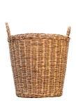 Wicker Basket Royalty Free Stock Photo