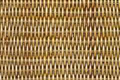 Wicker basket line. Royalty Free Stock Images