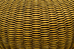 Wicker Basket Pattern Royalty Free Stock Photography