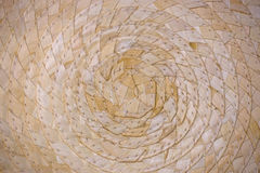 Wicker basket structure texture Royalty Free Stock Photo