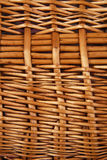 Wicker basket texture Royalty Free Stock Photo