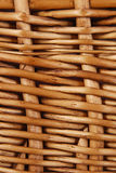 Wicker basket texture Stock Images