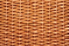 Wicker Basket Texture Stock Image