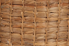 Wicker basket texture background. Vintage wicker basket pattern or texture background Stock Photos