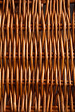 Wicker basket texture Royalty Free Stock Image