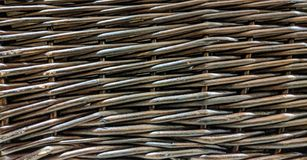 Wicker basket weave texture. Can be used as background or wallpaper and also for other possibility to modify to your taste stock image