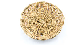 Wicker basket Royalty Free Stock Photo