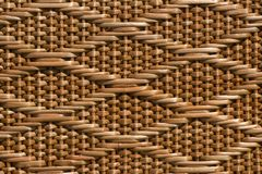 Wicker basketry Royalty Free Stock Photos