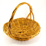 Wicker baskets. Stock Photos