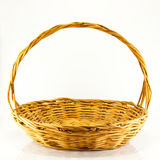 Wicker baskets. Royalty Free Stock Photography