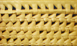 Wicker baskets. Fragment wicker baskets of bread. texture stock image