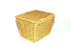 Wicker baskets Stock Photo