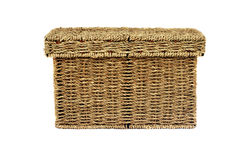 Wicker Box Stock Images