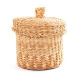 Wicker box Stock Photos