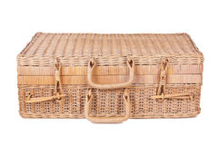 Wicker Case Royalty Free Stock Photos