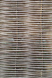 Wicker fence Royalty Free Stock Images
