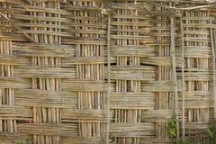 Wicker fence Stock Photos