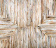 Wicker Floor. Background wicker woven wood shades Stock Images