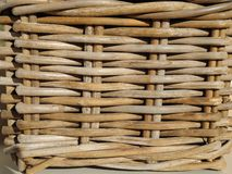 Wicker grille Stock Photos