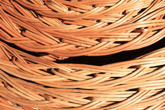 Wicker handicraft Royalty Free Stock Photography